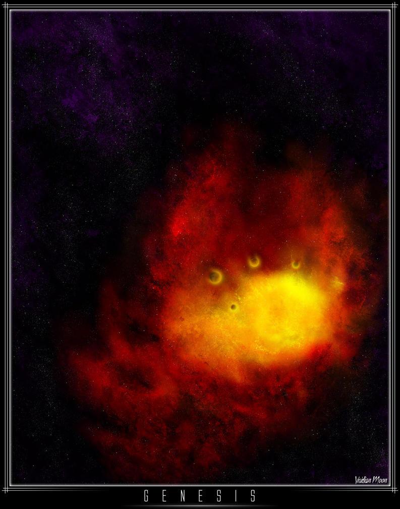 Genesis by ViridianMoon
