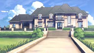 Mansion Background
