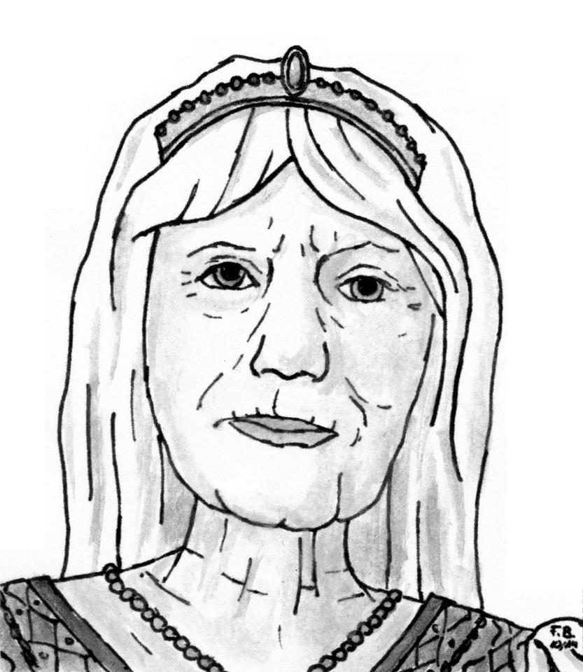 Signora Amaziella by holysunlight