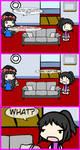 Cheap Sakiu | Mini Comic by MangaCrazy030