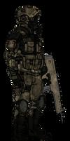 'Commando' Infantry Combat Armour