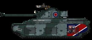 Fortnum M1 Heavy Tank