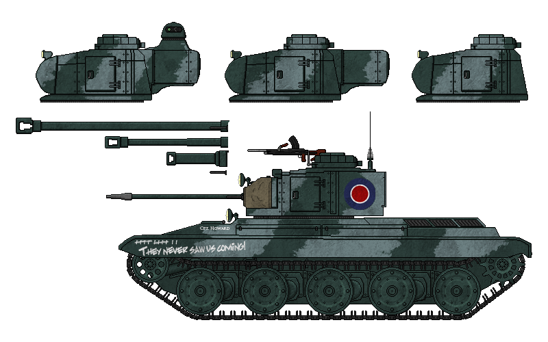 Constitutional Empire of Imperial Arcand _alc___claymore__mk_i_medium_tank_by_admiralserenity-d5whc8b