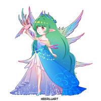 My little angel by umitastuki