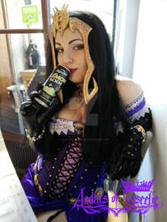 Demonic Soda by AndaisOfUnseelie