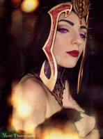Liliana Vess Cosplay