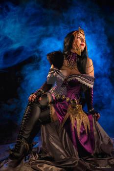 Liliana of the Veil Cosplay