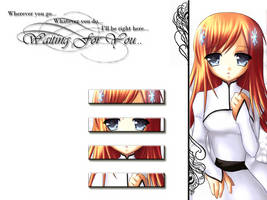 Orihime - I'll Be Waiting by xBloodRedRainx