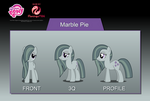 [Puppet] Marble Pie by The-Sonic-X