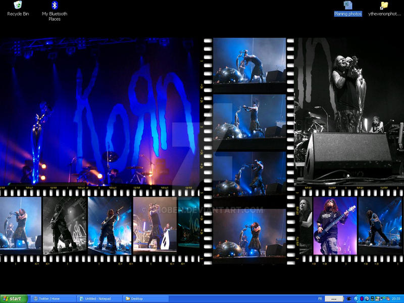 Korn Desktop By Rhoben On DeviantArt