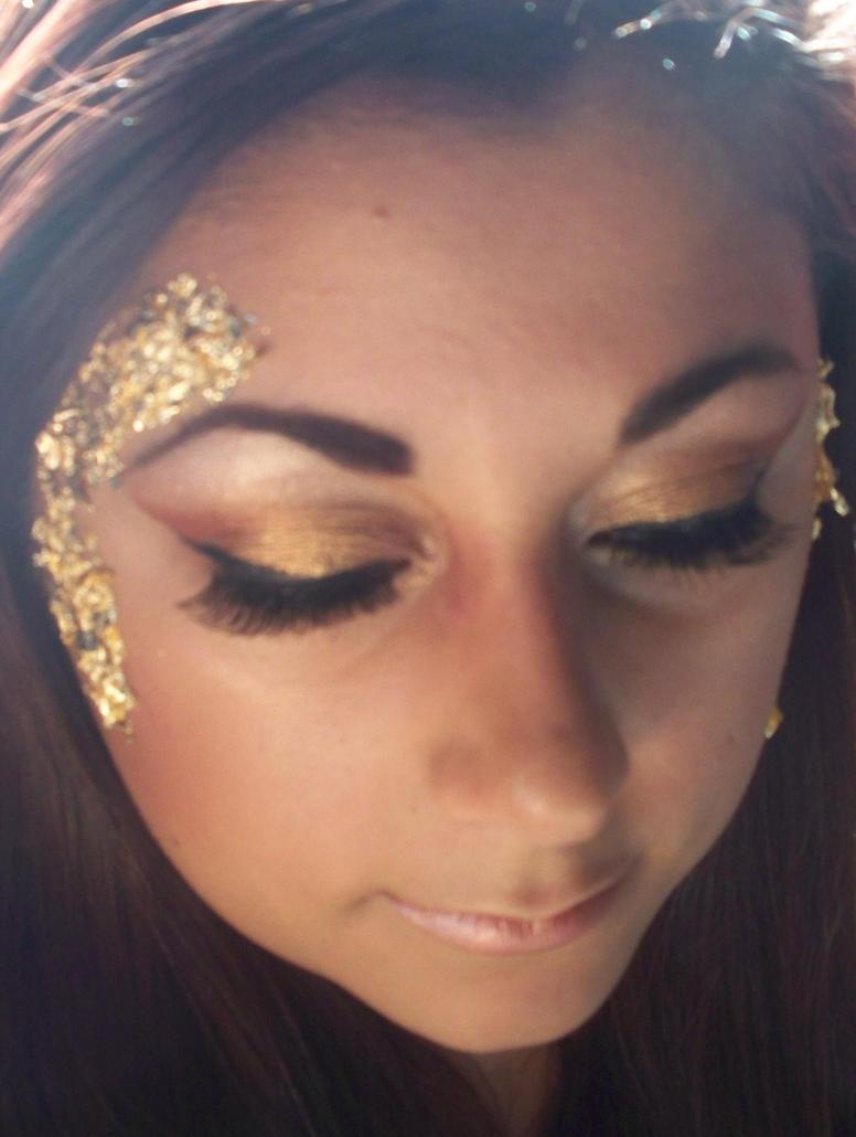 goddess makeup design