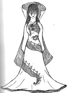 Mortal Combat Lady by Seliex