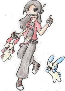 Pokemon Trainer by Seliex