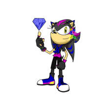 Mellow the Hedgehog by Seliex