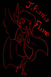 Titania Flame by Seliex
