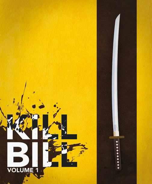 Kill Bill : Volume One by JordanGosselin
