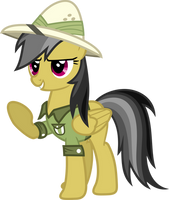 Daring Do by GameMasterLuna