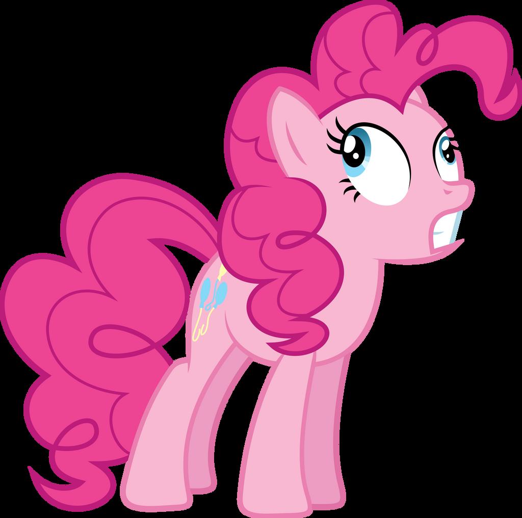 Derp Pinkie by GameMasterLuna