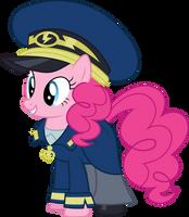 General Pinkie by GameMasterLuna