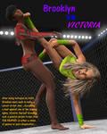 Fight! - Brooklyn v Victoria 1