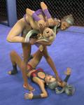 Fight! - Josie Vs Izzy - 30