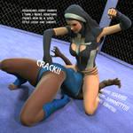 Fight! - Brooklyn vs The Sisters - 19