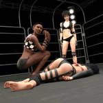 Fight! - Ursula vs Landell - 26