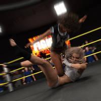 Fight! - Monika's Open Challenge - 60