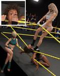 Fight! - Monika's Open Challenge - 117