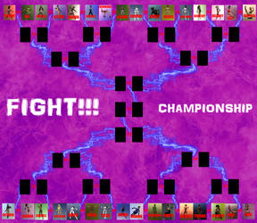 Fight!!! - The Championship by CrazyStupot