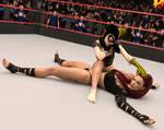fight! - Octavia Vs Kasmin - 30