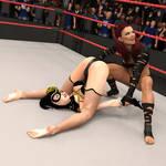 fight! - Octavia Vs Kasmin - 45