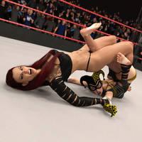 fight! - Octavia Vs Kasmin - 55 by CrazyStupot