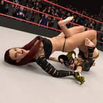 fight! - Octavia Vs Kasmin - 55