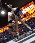 fight! - Kennedey vs Delaney - 65