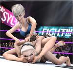 FIGHT NEWS!!! - Elenawhor BEATS Miss Sylvie?!!