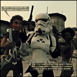 Storm Trooper Missing by CrazyStupot