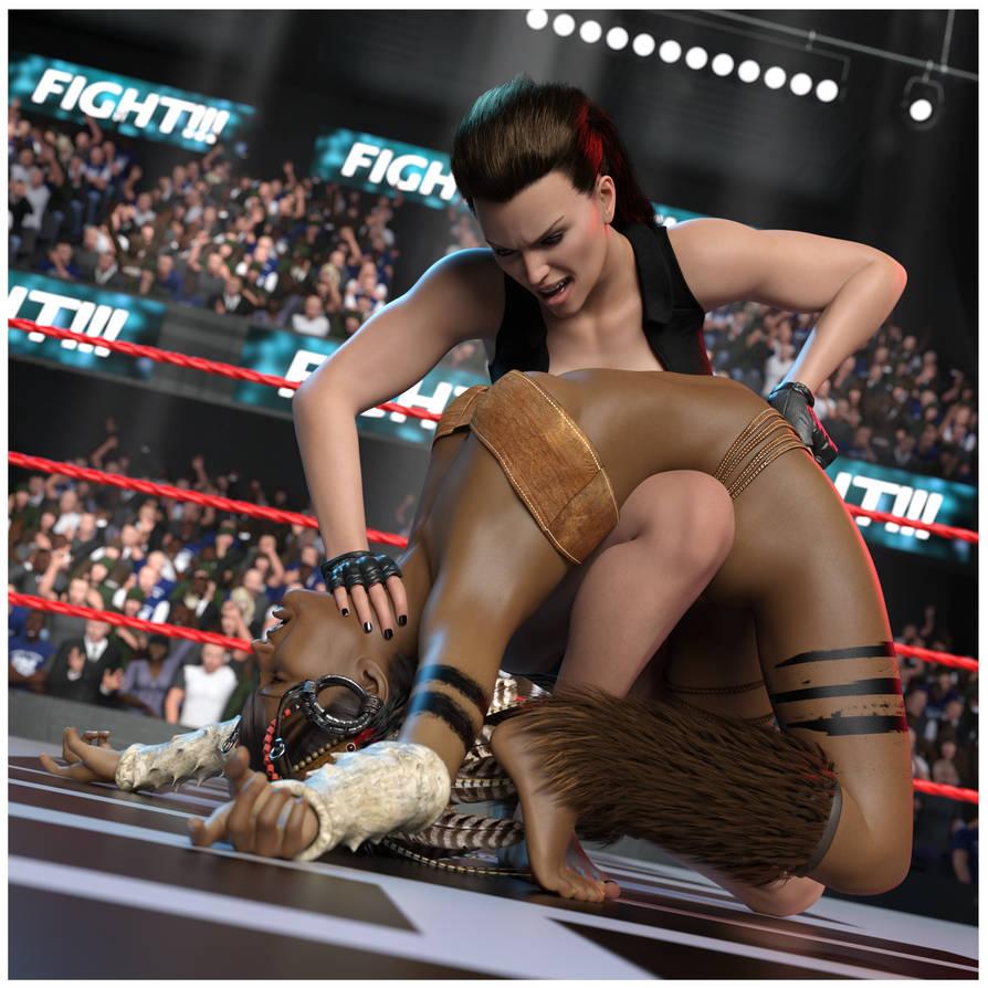 FIGHT!! - Violet BAGS!!! Apache