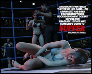 SUFFER!! - Breanne Vs Tania