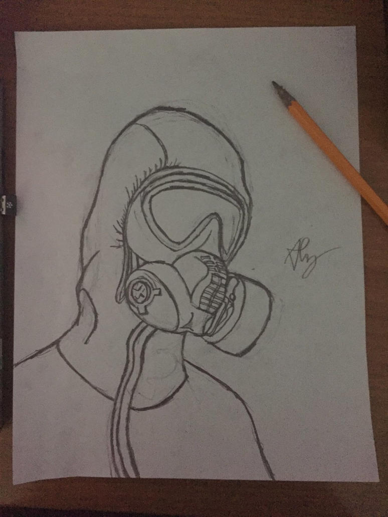 GSR Gas mask by itsjustShadex