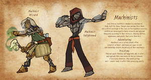 WINDD Race Concepts - Machinist