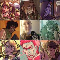 Art Vs. The Artist by Shazzbaa