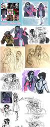 Character Fusion - Turing by Shazzbaa