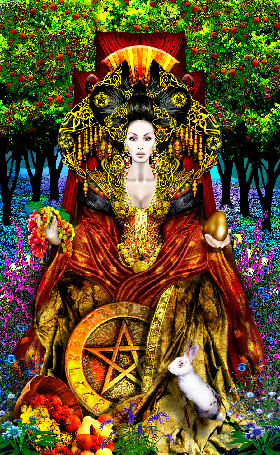 The Pentacles Suit Tarot Cards Meanings In Readings: Tarot Insight For Weeks Of 11/21-12/05/10: Two Of Wands