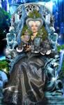 Queen of Cups revised