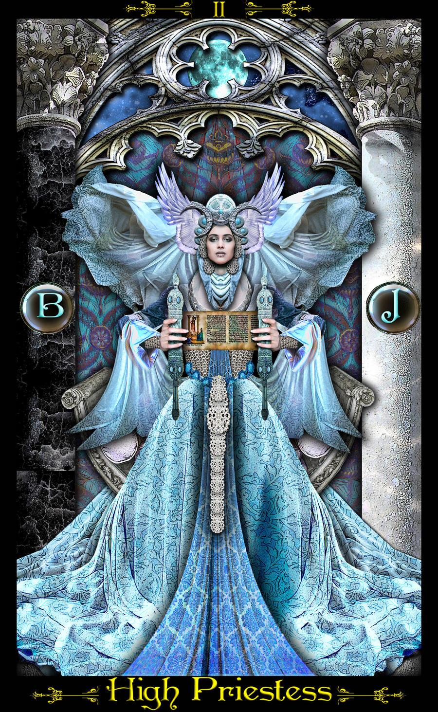 The High Priestess - 646.0KB