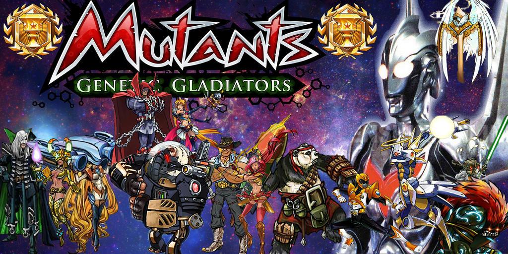 Mutants Genetic Gladiators telecharger gratuit sans verification humaine