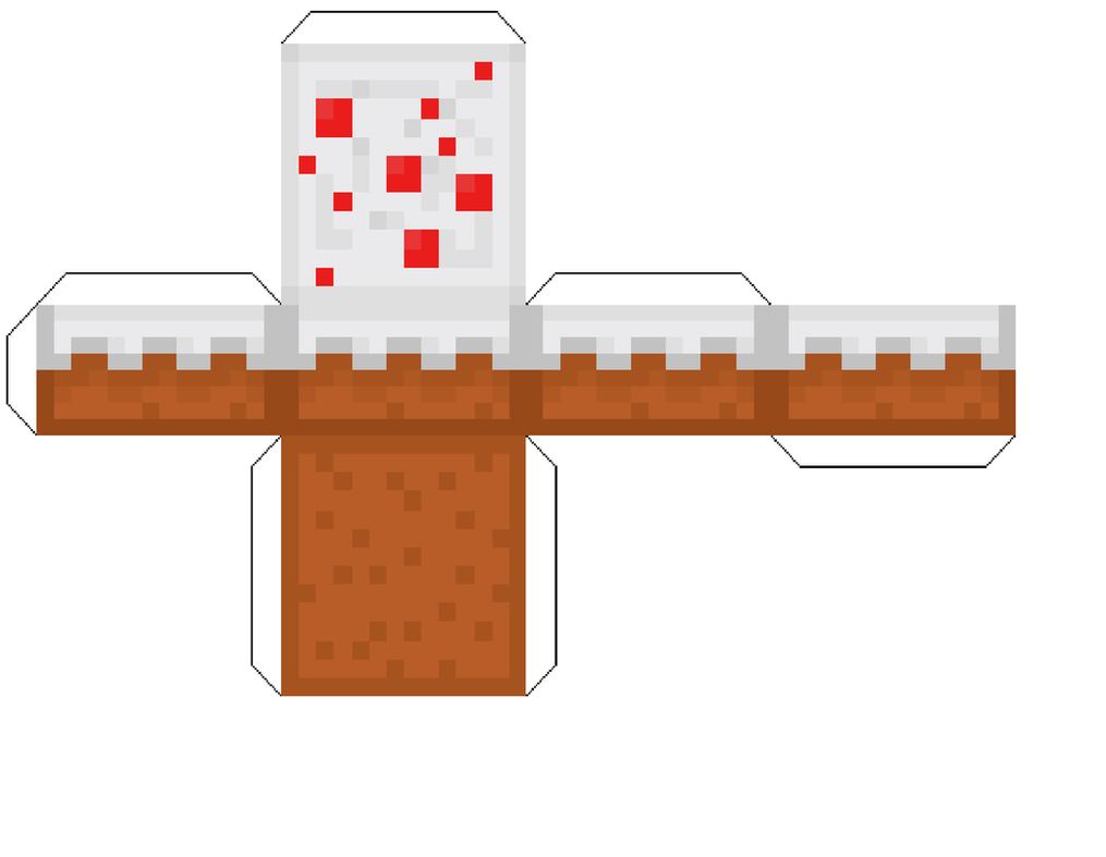 Print Out Cake Minecraft By Homestucklover14 On Deviantart