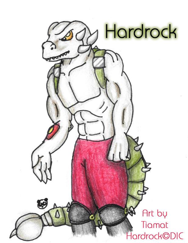 Hardrock- Tiamat by Extreme-Dinosaurs