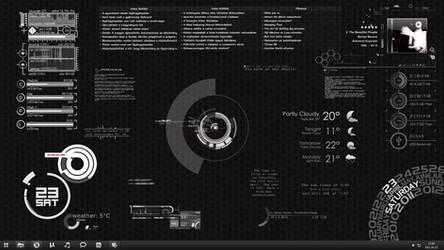 Desktop 11 April by xDroid